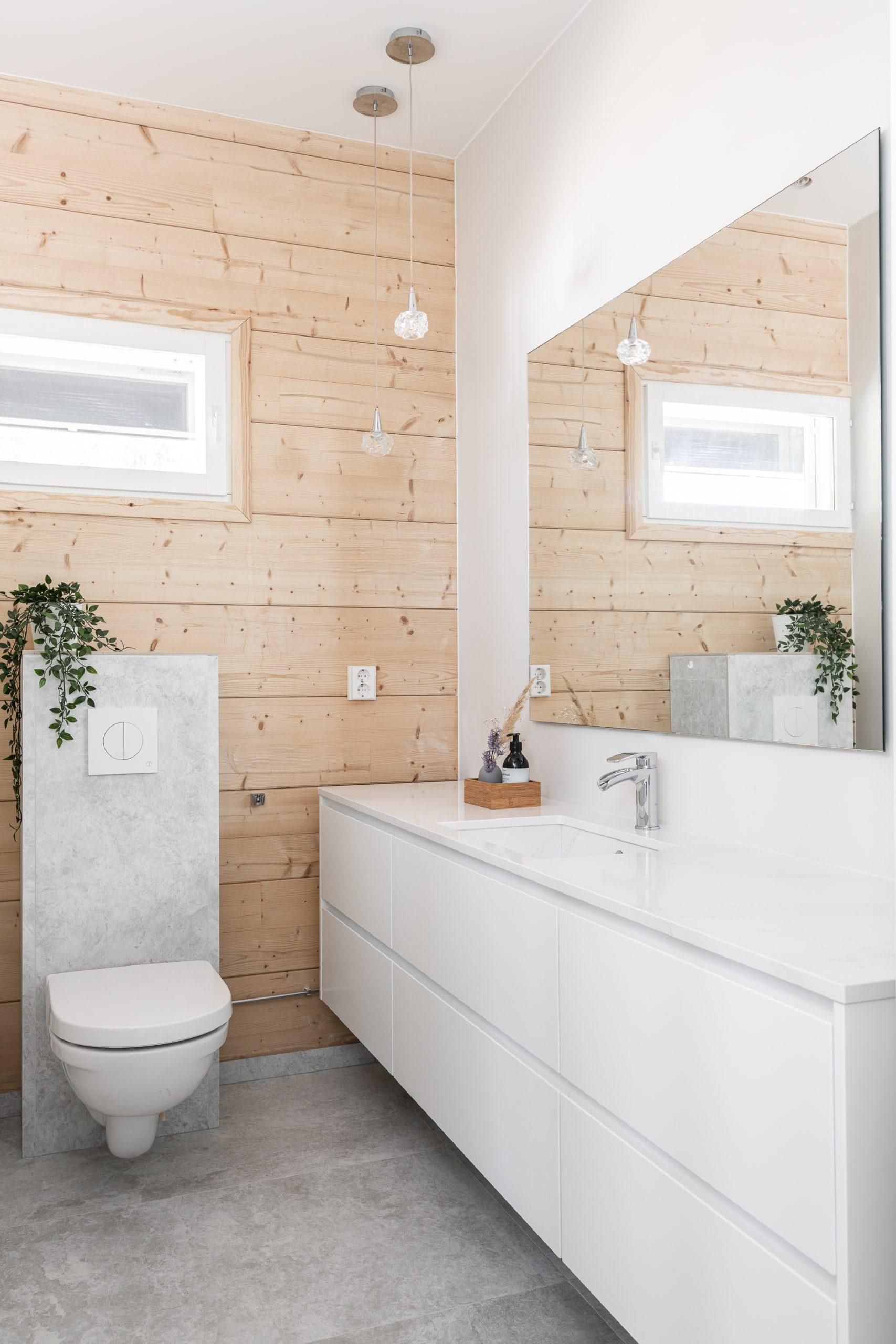 SisustusMia - Kylpyhuone